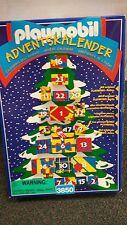 Playmobil 3850 Christmas Advent Calendar 1997 Complete