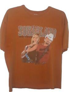 Sugarland On Tour T-shirt XL