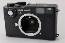 Exc++++ Minolta CL SLR 35mm Rangefinder Camera Body Only from Japan a587