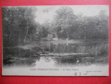 SAINT-LÉGER-EN-YVELINES  :  La Mare Vilpert......VO.1906.