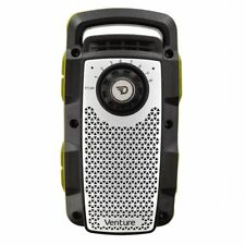 e3bbb0e04 Dreamwave Venture Bluetooth Audio Speaker 5W and 2-Way Radio Walkie-Talkie