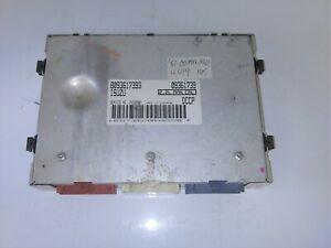 1998-2000 Isuzu Amigo ecm ecu computer 8093617393