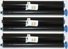 3x kompatibler Ink-Film Faxfilm ersetzt Philips PFA351 mit Chip Magic 5