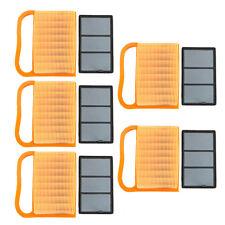For Stihl Ts410 Ts420 Ts 420 Ts 5 Pack Air Filter Set Part Saws 4238 140 4402