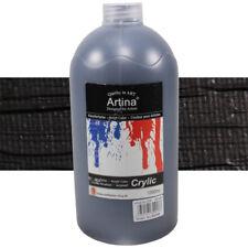 Acrylfarbe 1000 ml Acrylfarben Künstlerfarbe Malfarbe Malen Farbe Tuben Künstler