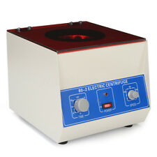 Electric Centrifuge Lower-speed Desktop Laboratory Centrifugal Machine 4000rpm