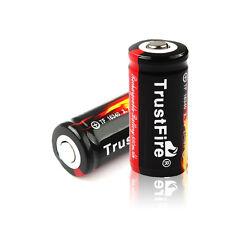 CR123A  LC16340 880mAh 3.7V rechargeable Li-ion batterie pour lampe torche