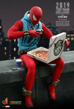 Hot Toys,1/6 scale Spider-Man (Scarlet Spider Suit),Toy Fair Exclusive