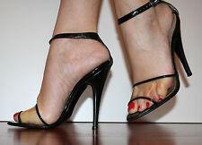 Sandali sexy usati, tacco a spillo, numero 36