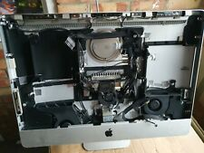 """Apple iMac 21.5"""" Aluminum rear case stand  fans and cable 2010 - 2011"""