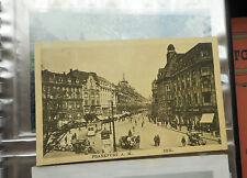 Zwischenkriegszeit (1918-39) Frankierte Ansichtskarten aus Hessen für Straßenbahn