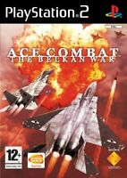 Ace Combat The Belkan War PS2 Game Sony PlayStation 2 | Complete With Manual PAL