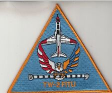 VT-22 TW-2 FITU PATCH