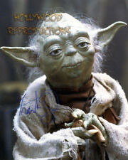 REPRINT - FRANK OZ ~ Autographed signed photo 8x10 STAR WARS