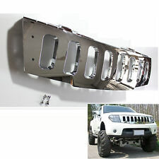 05-10 FIT NISSAN Frontier Navara D40 STX Front Grill Grille Chrome Top Quality