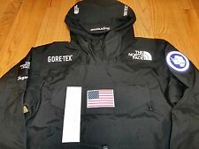 2017 SS Supreme The North Face Antarctica Expedition Pullover Jacket sz L Black