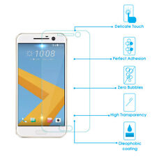 For HTC 10 One M10 1X 9H Ultra Thin Tempered Glass Screen Protector Film Cover