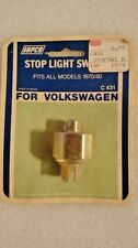 Stop Light Switch fits all models1970-1980 Volkswagen C431 IRPCO sealed vintage