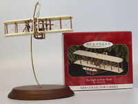 Hallmark Series Ornament 1997 Sky's the Limit #1 - Flight at Kitty Hawk - QX5574
