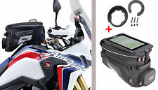 Givi XS320 Tanklock Tank Bag & BF25 Tank Ring Kit - Honda CRF1000L Africa Twin