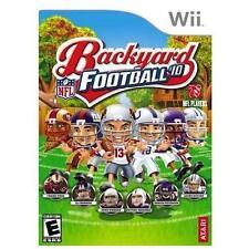 Nintendo Wii : Backyard Football 2010 VideoGames