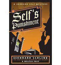 Self's Punishment: A Mystery, Schlink, Prof Bernhard, Popp, Walter, 0753818892,