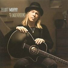 ELLIOTT MURPHY - NOTES FROM THE UNDERGROUND NEW CD