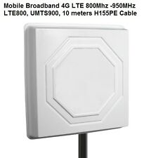 Mobile Broadband Antenna Huawei Aerial Booster 4G LTE E398 E392 800Mhz 900Mhz