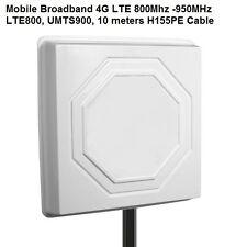 Móvil Banda Ancha Antena Huawei AUMENTA POTENCIA 4g Lte E398 E392 800mhz 900mhz