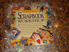 """Cynthia Hart's"" New! Scrapbook Workshop Instruction Book - Ideas!"