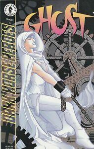 Ghost # 3 and #5  Dark Horse Heroes 1995 - Predator Attack