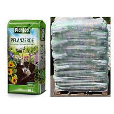 PLANTOP Pflanzerde 33 Sack á 70 l = 2310 Liter Blumenerde Gartenerde Humus Erde