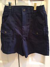 Euc Boy's Official Boy Scout Uniform Cargo Shorts (Size 14)