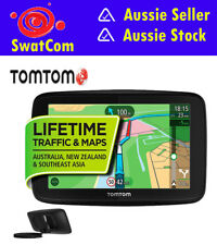 "TomTom VIA 53 GPS Navigator/5"" Screen/Interactive Screen/Camera Alert/Smartphone"