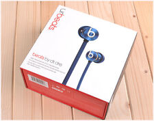 BLUE UrBeats Beats by Dr Dre SE Earphones Earbuds Headphones SEALED PACKAGE