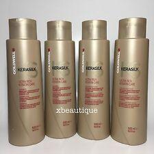 Goldwell Kerasilk Ultra Rich Keratin 2 Shampoo 2 Daily Intense Mask 500 ml 16.9