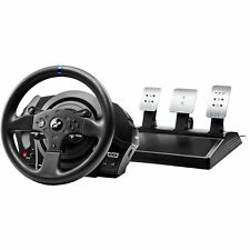 Thrustmaster T300 RS GT Edition Steering Wheel Pedals PS4 PS3 PC Gaming Black