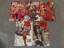 JACK OF FABLES 1-50 Complete FABLES The Wolf Among Us 1-15 VERTIGO NM/NM+