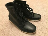 Ronnie Fieg x Sebago Seneca Moccasin Boots in US Men's 8.5 Black shoes kith