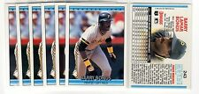 2X BARRY BONDS 1992 Donruss #243 NMMT 2 for .99 Lots Available Giants Pirates