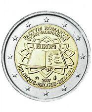 Pièce commémorative de Belgique 2007 ( Traité de Rome )