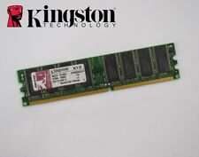 512MB Kingston DDR1 Dimm Memoria Principal Ram PC2100 KVR266X64C2/512