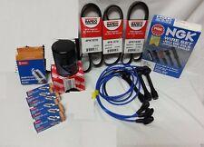 1996-2004 Toyota 4runner / Tacoma 3.4L V6 TUNE UP KIT Wires Belts Spark Plugs