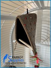 Parrot-Supplies Parrot Perch Hideaway Cosy Tent - Large - Cockatiels - 2303