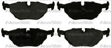 Disc Brake Pad Set fits 1987-2005 BMW 525i 325i 750iL  NEWTEK AUTOMOTIVE