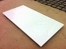 Tischplatte Marmorplatte Couchtischplatte Esstischplatte Stein HOCHGLANZ weiß