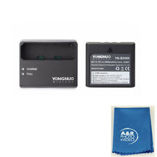 Yongnuo Yn-B2000 Lithium battery & Yn530 charger fr Yn686 Flash Yn686Ex-Rt Yn530
