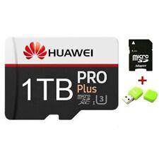 2pcs 1TB Micro SD Micro SDHC Card 10 UHS-1 TF Memory Card Card Reader