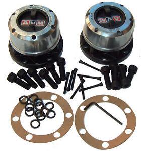 Freewheeling Hub Kit for Suzuki Jimny AVM 457 locking hubs