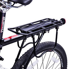 Bicycle Mountain Bike Rear Rack Seat Post Pannier Carrier Luggage Outdoor